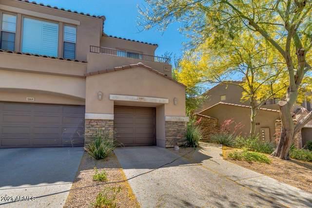 19475 N Grayhawk Drive #2167, Scottsdale, AZ 85255 (MLS #6200892) :: Executive Realty Advisors
