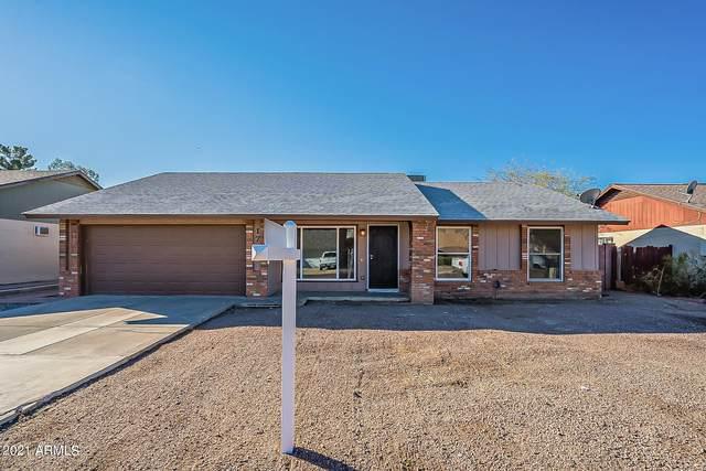 1743 W Potter Drive, Phoenix, AZ 85027 (MLS #6200899) :: Maison DeBlanc Real Estate