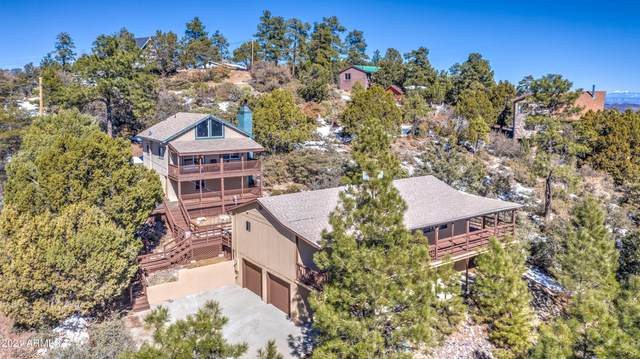 716 N Valley View Drive, Prescott, AZ 86305 (MLS #6200903) :: The Newman Team