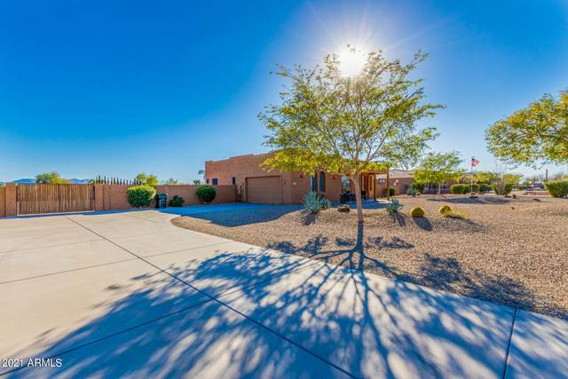22931 W Peak View Road, Wittmann, AZ 85361 (#6200908) :: Long Realty Company