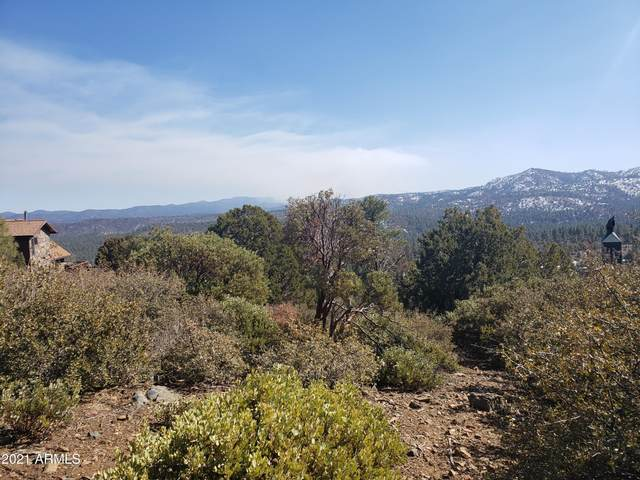 732 N Valley View Drive, Prescott, AZ 86305 (MLS #6200910) :: Executive Realty Advisors