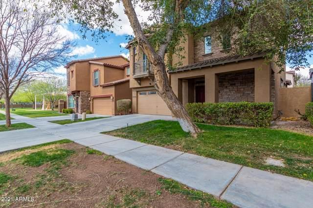 4338 E Foundation Street, Gilbert, AZ 85234 (MLS #6200924) :: Midland Real Estate Alliance