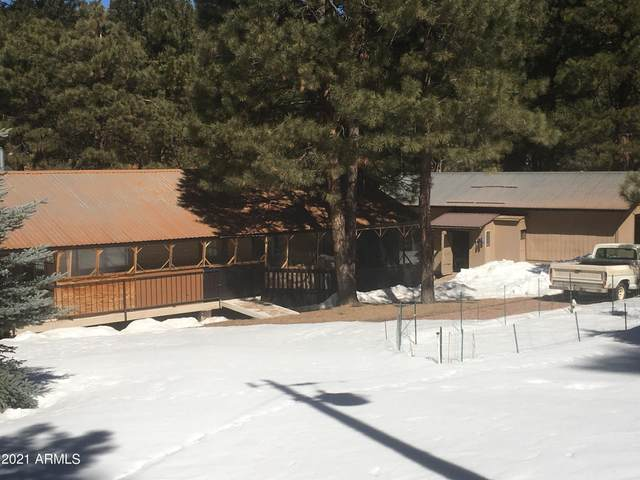 2545 Canyon Drive, Forest Lakes, AZ 85931 (MLS #6200941) :: The Property Partners at eXp Realty