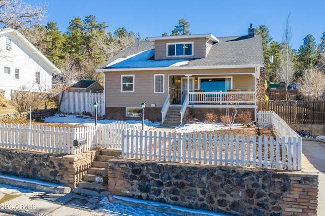 117 W Hancock Avenue, Williams, AZ 86046 (MLS #6200947) :: Yost Realty Group at RE/MAX Casa Grande
