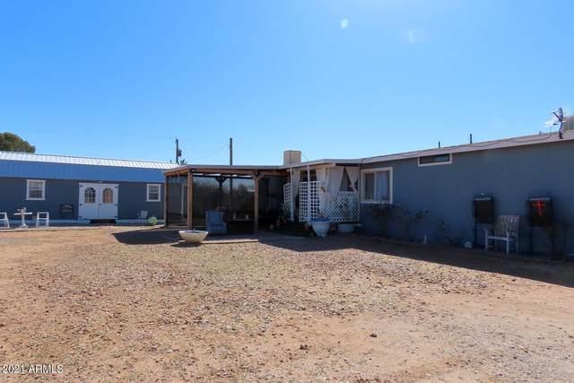 5111 S San Carlos Avenue, Sierra Vista, AZ 85650 (MLS #6200953) :: Yost Realty Group at RE/MAX Casa Grande