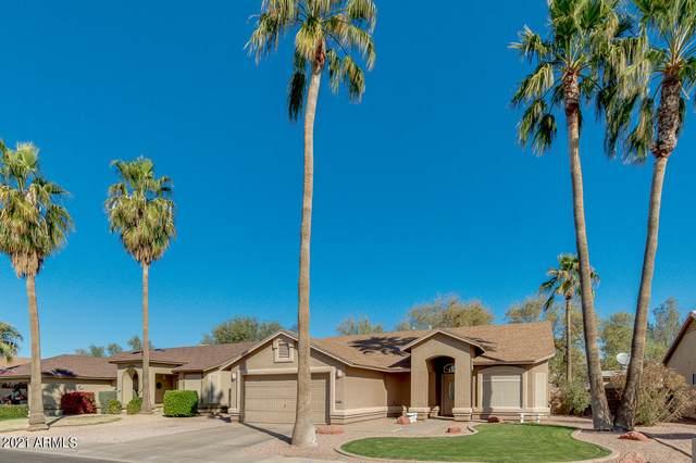 1688 E Krystal Street, Casa Grande, AZ 85122 (MLS #6200957) :: The Carin Nguyen Team