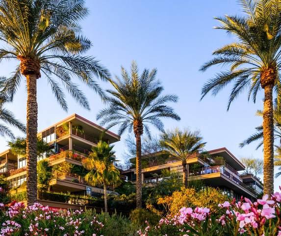 7161 E Rancho Vista Drive #6004, Scottsdale, AZ 85251 (MLS #6200988) :: Executive Realty Advisors