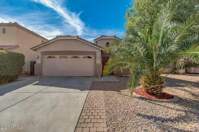 2647 E Denim Trail, San Tan Valley, AZ 85143 (MLS #6201000) :: Keller Williams Realty Phoenix