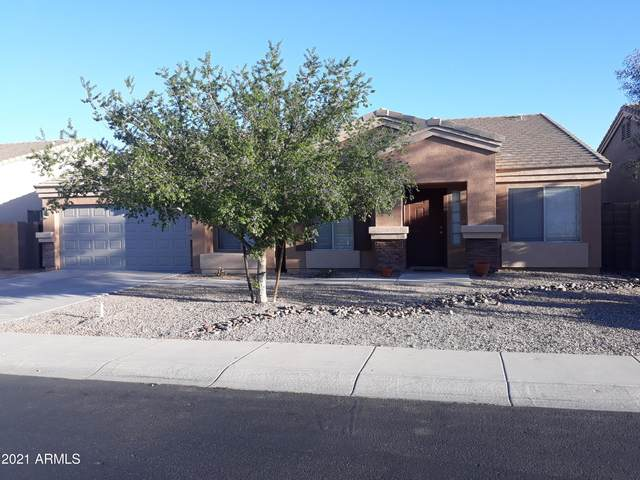 1266 W Chimes Tower Drive, Casa Grande, AZ 85122 (MLS #6201012) :: TIBBS Realty