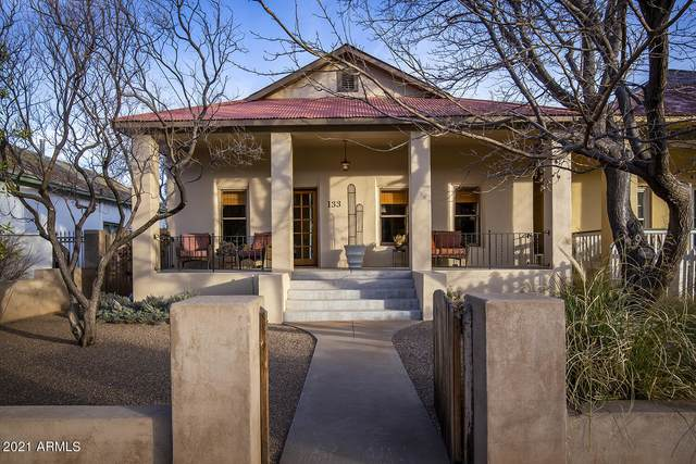 133 Black Knob View, Bisbee, AZ 85603 (#6201023) :: The Josh Berkley Team