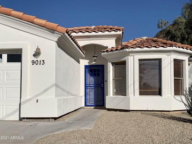 9013 N 14TH Street, Phoenix, AZ 85020 (MLS #6201026) :: Yost Realty Group at RE/MAX Casa Grande