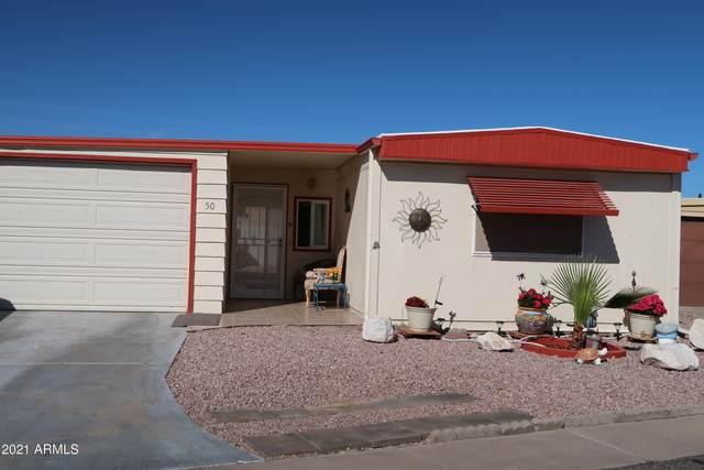 10201 N 99TH Avenue 50B, Peoria, AZ 85345 (#6201041) :: AZ Power Team