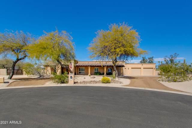 10024 N 61ST Place, Paradise Valley, AZ 85253 (MLS #6201047) :: John Hogen | Realty ONE Group
