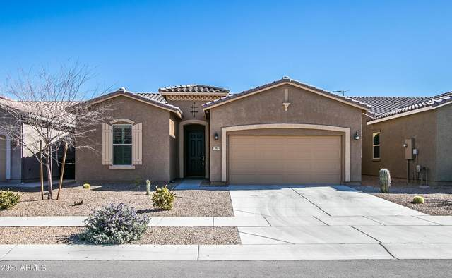 390 N Questa Trail, Casa Grande, AZ 85194 (#6201053) :: AZ Power Team