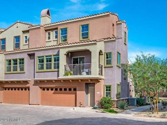 3935 E Rough Rider Road #1324, Phoenix, AZ 85050 (MLS #6201074) :: Executive Realty Advisors