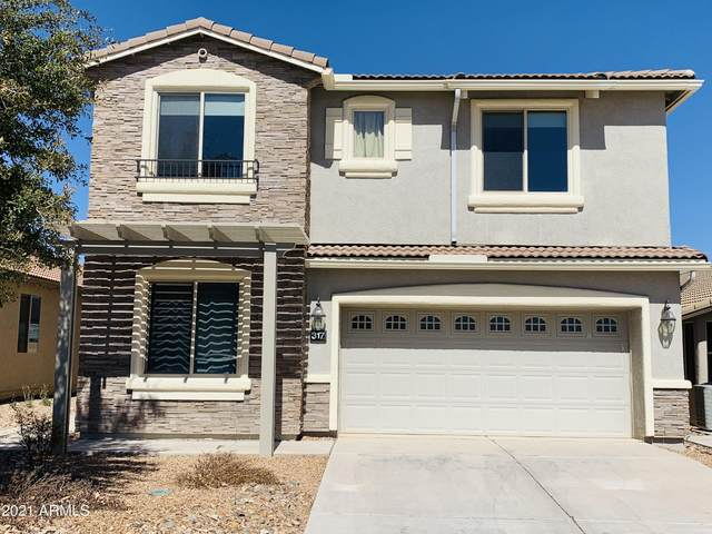 317 Bainbridge Drive, Sierra Vista, AZ 85635 (MLS #6201076) :: Sheli Stoddart Team | M.A.Z. Realty Professionals