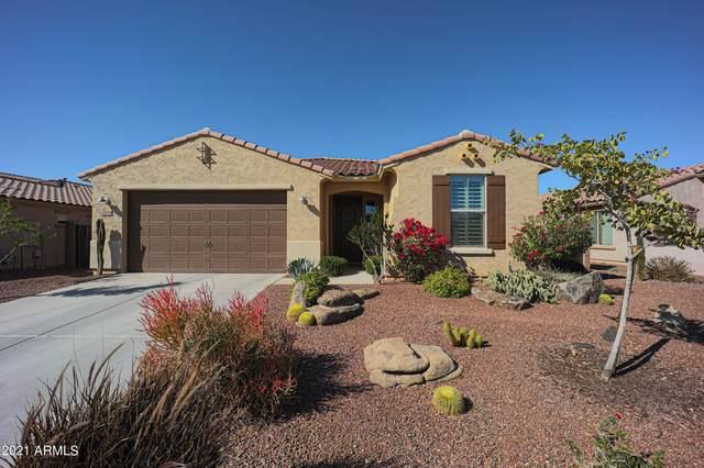 18538 W Jones Avenue, Goodyear, AZ 85338 (MLS #6201099) :: Executive Realty Advisors