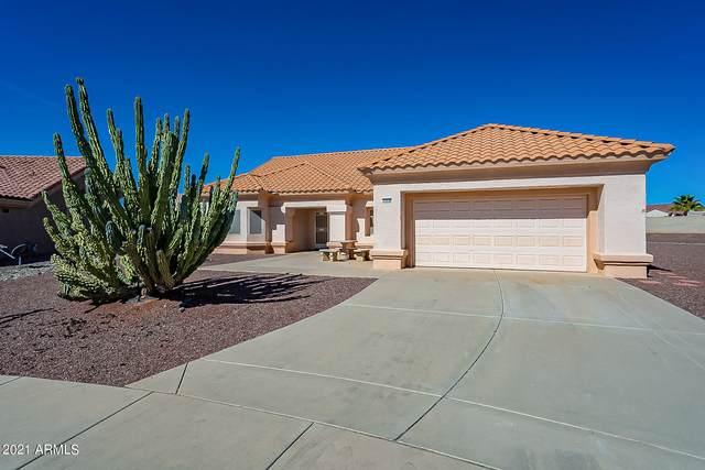 21618 N 160TH Lane, Sun City West, AZ 85375 (MLS #6201103) :: Maison DeBlanc Real Estate