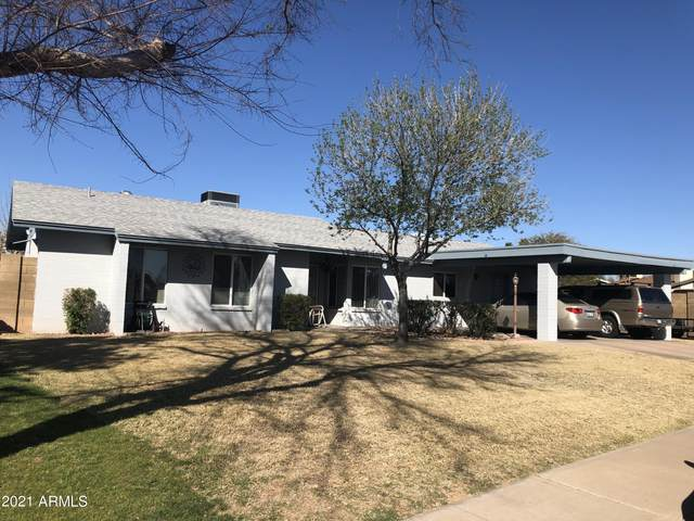 1128 W Kilarea Avenue, Mesa, AZ 85210 (MLS #6201106) :: Power Realty Group Model Home Center