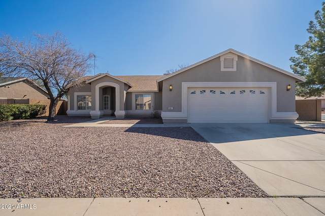 1641 E Melissa Street, Casa Grande, AZ 85122 (MLS #6201127) :: The Laughton Team