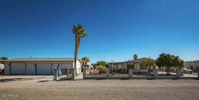 12790 S Pima Parkway, Topock, AZ 86436 (MLS #6201132) :: Yost Realty Group at RE/MAX Casa Grande