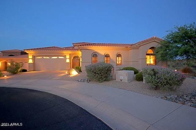 9977 E Peregrine Place, Scottsdale, AZ 85262 (MLS #6201151) :: Yost Realty Group at RE/MAX Casa Grande
