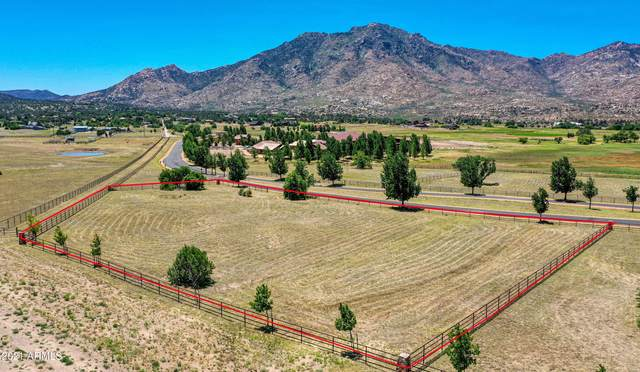 9251 N Callahan Road, Prescott, AZ 86305 (MLS #6201156) :: Executive Realty Advisors