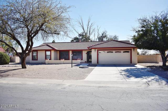 14633 S Country Club Drive, Arizona City, AZ 85123 (MLS #6201165) :: The Laughton Team
