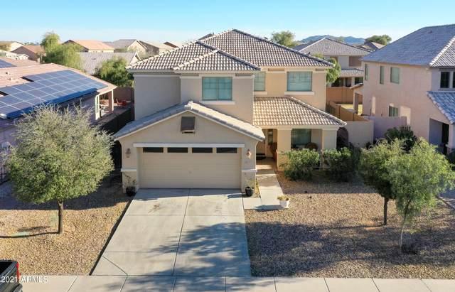 1573 E Viola Drive, Casa Grande, AZ 85122 (MLS #6201172) :: The Laughton Team