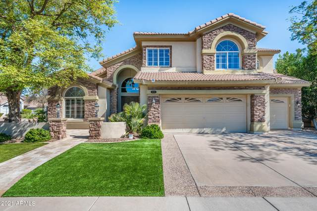 16839 N 60TH Place, Scottsdale, AZ 85254 (MLS #6201176) :: The Carin Nguyen Team