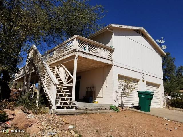 500 N Granite Drive, Payson, AZ 85541 (MLS #6201188) :: The Newman Team