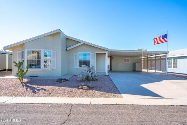 8500 E Southern Avenue #376, Mesa, AZ 85209 (MLS #6201191) :: The Laughton Team