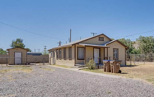 332 N 6TH Street, Coolidge, AZ 85128 (MLS #6201193) :: The Laughton Team