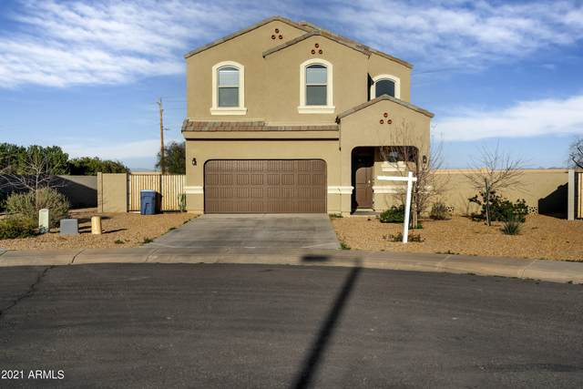 30247 N Yucca Drive, Florence, AZ 85132 (MLS #6201195) :: The Luna Team