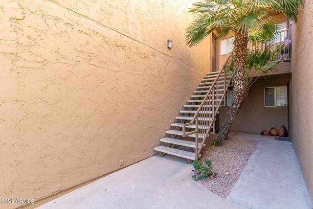 8260 E Arabian Trail #257, Scottsdale, AZ 85258 (MLS #6201203) :: The Laughton Team