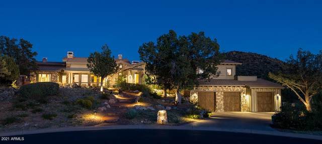14635 N Agave Meadow Way, Prescott, AZ 86305 (MLS #6201212) :: The Newman Team
