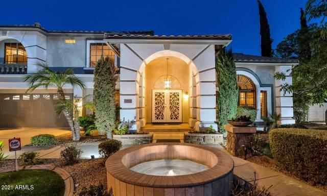 23417 N 81ST Drive, Peoria, AZ 85383 (MLS #6201216) :: Jonny West Real Estate