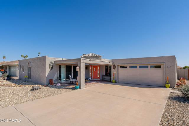 9607 W Oakstone Drive, Sun City, AZ 85351 (MLS #6201226) :: Long Realty West Valley