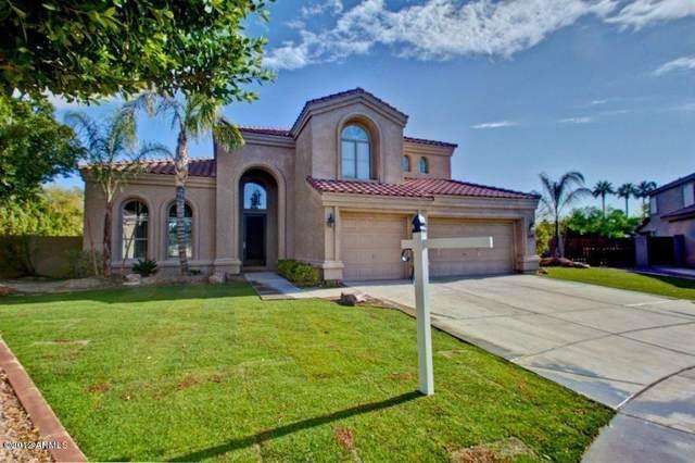 6752 W Skylark Drive, Glendale, AZ 85308 (MLS #6201228) :: Maison DeBlanc Real Estate