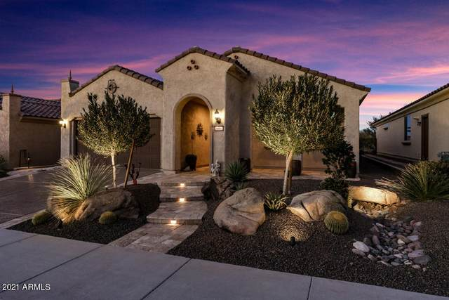 26862 W Sierra Pinta Drive, Buckeye, AZ 85396 (MLS #6201233) :: Yost Realty Group at RE/MAX Casa Grande