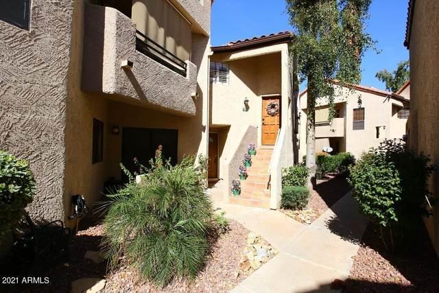 10301 N 70TH Street #139, Paradise Valley, AZ 85253 (MLS #6201247) :: Executive Realty Advisors