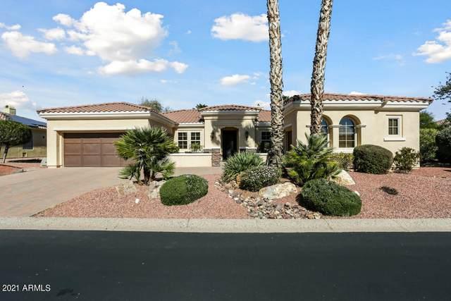 22513 N Padaro Drive, Sun City West, AZ 85375 (MLS #6201249) :: Long Realty West Valley