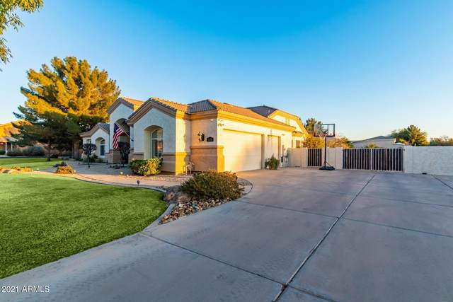 2695 E Country Shadows Court, Gilbert, AZ 85298 (MLS #6201257) :: Long Realty West Valley