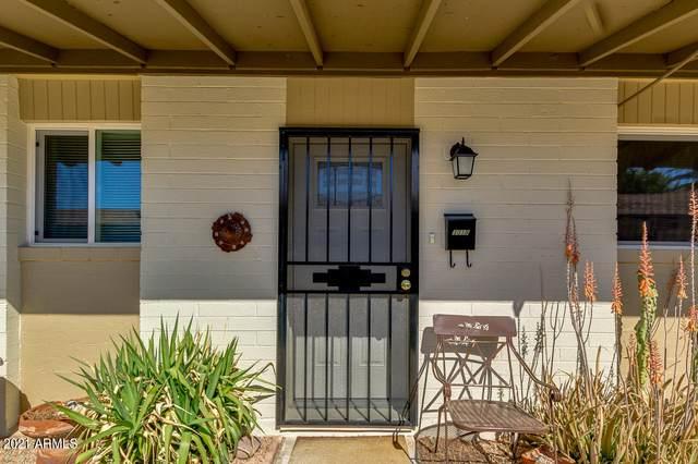 6721 E Mcdowell Road B301, Scottsdale, AZ 85257 (MLS #6201261) :: Homehelper Consultants