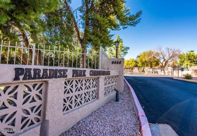 4554 E Paradise Village Parkway N #255, Phoenix, AZ 85032 (#6201273) :: Luxury Group - Realty Executives Arizona Properties
