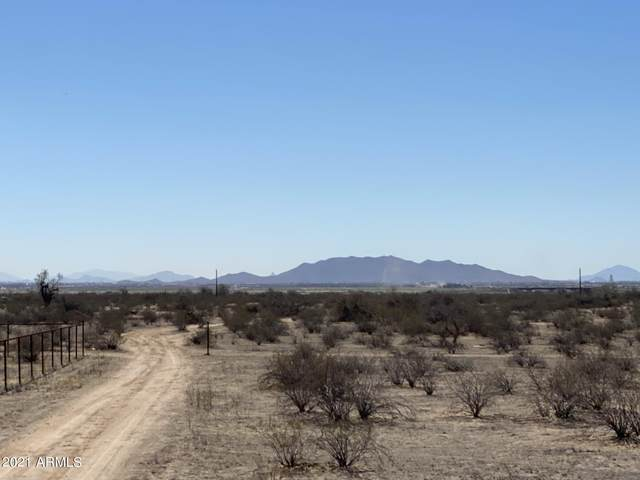 0 Hazeldine & Wedewood Road, Casa Grande, AZ 85194 (MLS #6201274) :: Arizona 1 Real Estate Team