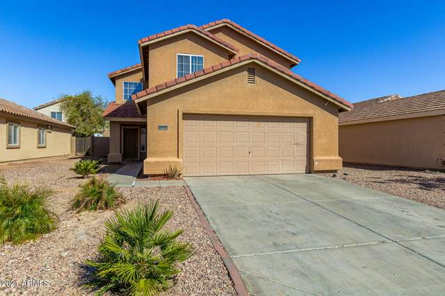 22016 W Solano Drive, Buckeye, AZ 85326 (MLS #6201277) :: The AZ Performance PLUS+ Team