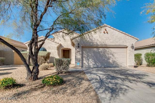 18138 W Puget Avenue, Waddell, AZ 85355 (MLS #6201311) :: Yost Realty Group at RE/MAX Casa Grande