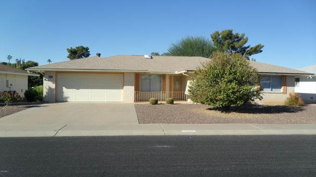 14808 N Lakeforest Drive, Sun City, AZ 85351 (MLS #6201318) :: Long Realty West Valley