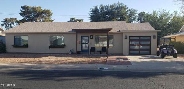 10921 W Greer Avenue, Sun City, AZ 85351 (MLS #6201323) :: The Laughton Team